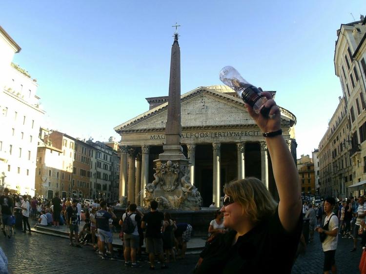 Rome, tour leaderx